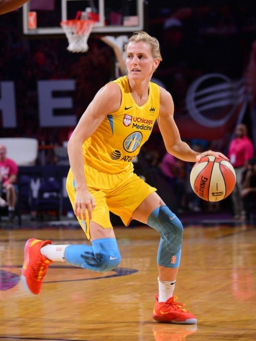 Allie Quigley shoes