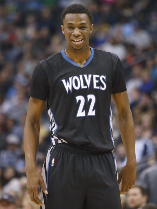 Andrew Wiggins shoes