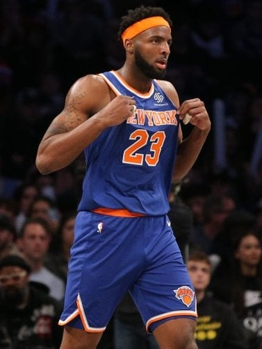 Mitchell Robinson shoes