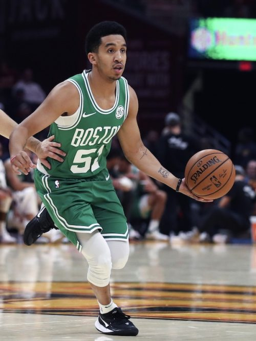 Tremont Waters shoes