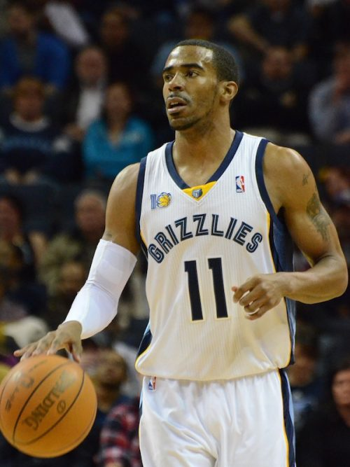 Mike Conley shoes