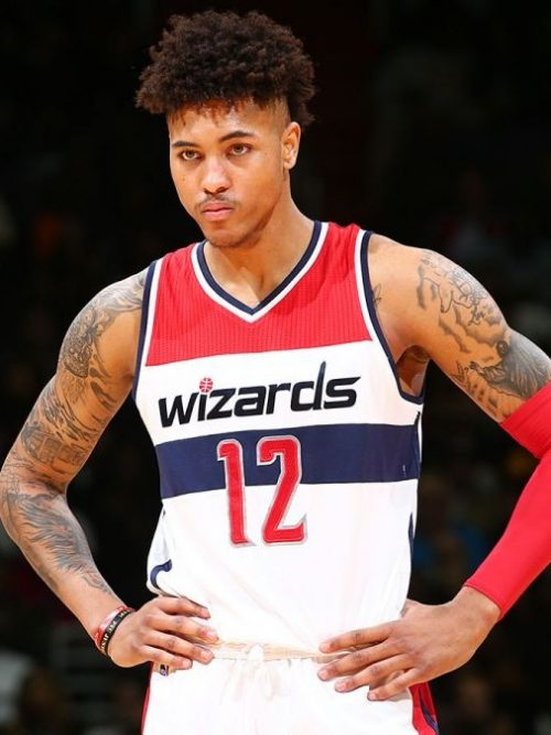 Kelly Oubre shoes