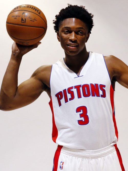 Stanley Johnson shoes